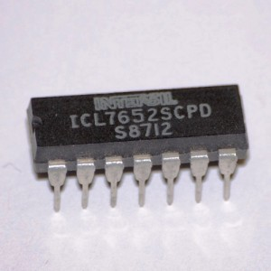 ICL7652SCPD Intersil Linear-IC  DIL14 Operationsverstärker