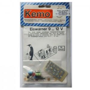 Kemo® B057 Eiswarner 9-12V (Bausatz)