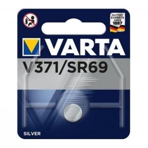Varta SR69 (V371) Silberoxid-Zink-Knopfzelle, 1,55 V Uhrenbatterie