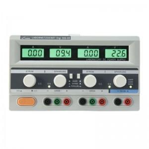Labornetzgerät 2x-0-30V, 0-5A, 1x 5V/3A