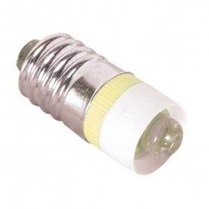 LED-Schraubsockel Birne gelb E10 12V