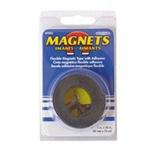 Magnetband Magnetischer Klebestreifen 750x25x2mm