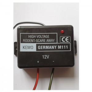 Kemo® M111 Marderabwehr verscheucht Nagetiere 12V