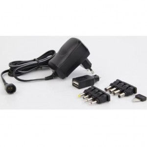 Hycell Steckernetzteil 600mA 3-12V 7,2W USB-Buchse