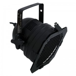 Eurolite® PAR-56-Gehäuse mit Kabel und Gitterfilterrahmen schwarz