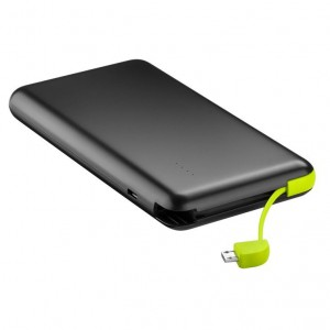 Goobay Slim PowerBank 8.0 8000mAh USB