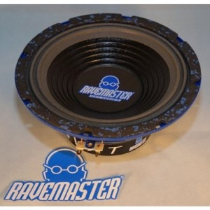 "Ravemaster® Tiefmitteltöner 8"" 8Ω 350W 32-6000Hz 91,5dB"