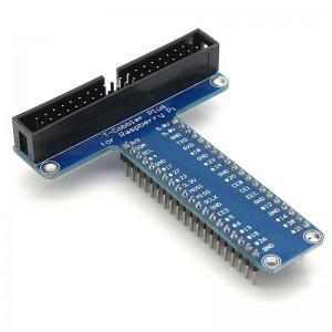 T-Cobbler für Raspberry Pi inkl. GPIO Kabel