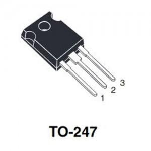 STMicroelectronics TIP142 Transistor TO247-3 NPN bipolar Darlington 100V 10A 125W