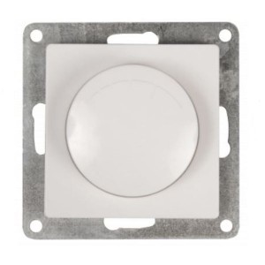 """Dimmer für elektronische Trafos McPower """"Cup"""" 250V~/300W, UP, Memory-Funktion"""