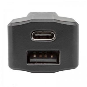 Ansmann® In-Car Charger 240C Intelligentes USB-Kfz Ladegerät 20W