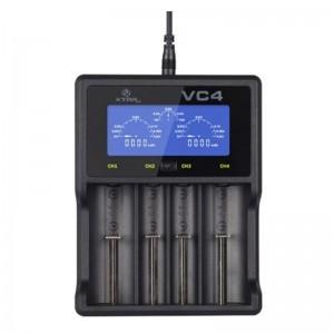 4-Schacht USB-Ladegerät XTAR VC4