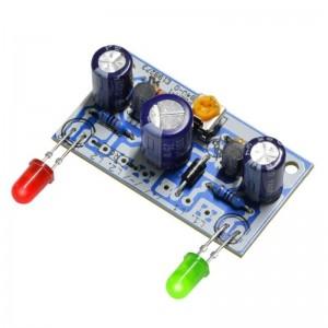 Kemo B003 Blinker / Wechselblinker (Bausatz) für 6 - 12 VDC