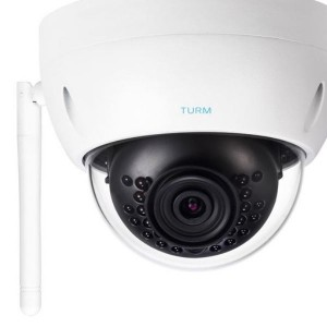 WLAN 4MP IP Dome Kamera 4MP mit 20m Nachtsicht