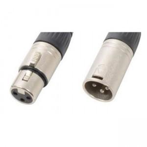PD Connex DMX kabel XLR männlich - XLR fraulich 12m