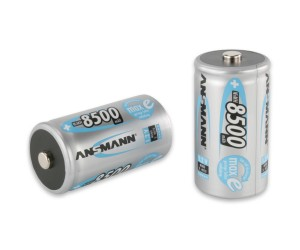 Ansmann NiMH Akku Mono D 8500mAh maxE bei mükra electronic