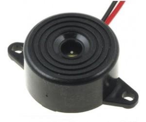 Loudity Piezo-Signalgeber 1,5-24VDC 85dB Gehäusemontage Litze HPE-270