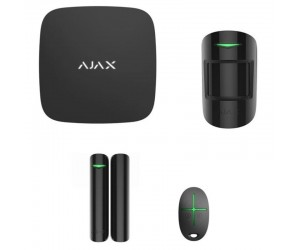 Ajax Systems StarterKit Plus schwarz