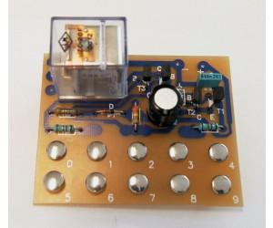 Kemo B037 Sensor-Zahlenschloss 12V Bausatz