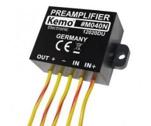 Kemo M040N universal Vorverstärker Modul