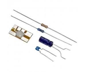 Kemo® M079N Blinker Wechselblinker Lauflicht (Bausatz)