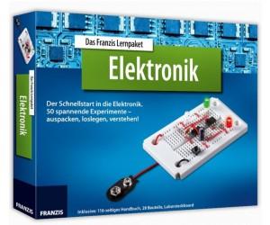 Lernpaket Elektr.2 Franzis Einstieg in die Elektronik 14+