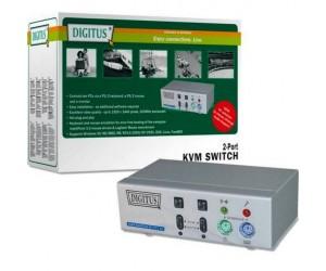 2-Port KVM Switch bei mükra electronic