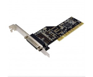 LogiLink® PCI Schnittstellenkarte Parallel 1x bei mükra electronic