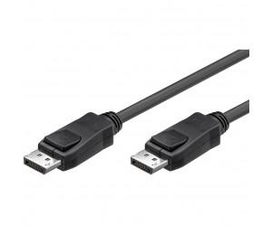 DisplayPort Verbindungskabel 1.1 1920x1200 vernickelt 1m