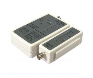 LogiLink® Kabeltester RJ45/BNC Remote Einheit KT-CAT5+BNC