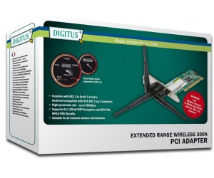 Wireless LAN PCI-Adapter bei mükra electronic