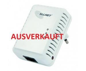 ALL168250Single ALLNET Powerline Homeplug AV 500Mbit