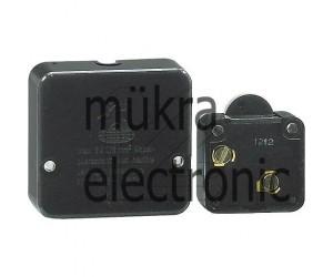 Einbau Truhen-Taster bei mükra electronic