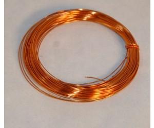 Kupferlackdraht Ø 0,5mm² 23m Ring