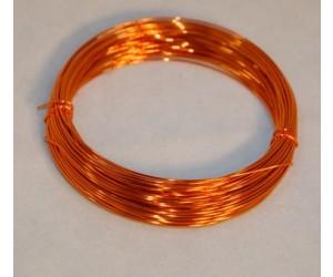 Kupferlackdraht Ø 0,7mm² 12m Ring