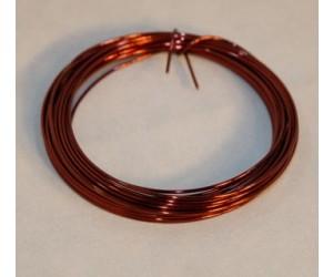 Kupferlackdraht Ø 1,2mm² 6m Ring