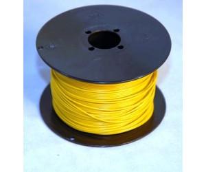 LIYV0,14gelb PVC-Schaltlitze 0,14 / 1,1mm²