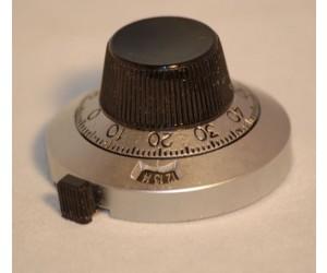 D211 Skalendrehknopf für 10-Gang-Potentiometer