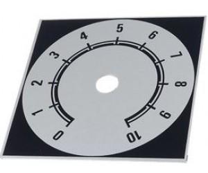 Alu-Viereckskala bei mükra electronic