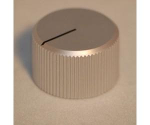 ADKE-246MS Aluminium-Drehknopf für 6mm-Achse Ø24mm