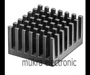 Spezialkühlkörper bei mükra electronic