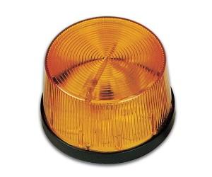Velleman® HAA40A Blitzlicht orange 12VDC 150mA, Ø70mm, IP44