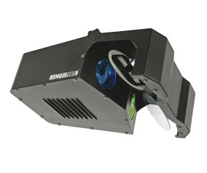 HQ Power VDLL300TS LED-Scheinwerfer mit Flowereffekt Astro-Twin-Scanner
