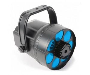 BeamZ LED Micro Acis RGBW 3W LED-Scheinwerfer Auto/Ton-aktiv