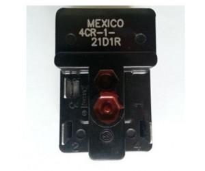 4CR-1-602 Klixon Motoranlaufrelais 1,12A 0,93A