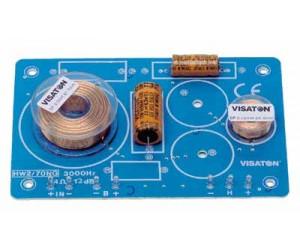 HW2/70NG/4 Visaton® 4Ω 160W 2-Weg-Frequenzweiche