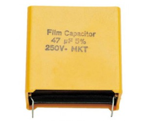 Visaton Folienkondensator MKT 15µF/250VDC radial Folie15/250V