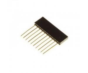 Arduino Stiftleiste R2,54mm H14,5mm 10-polig