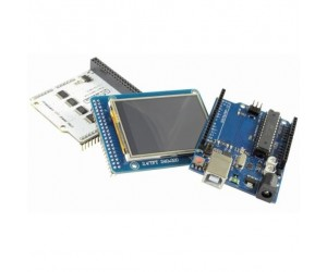 4duino Board Uno R3 Touch Screen Kit