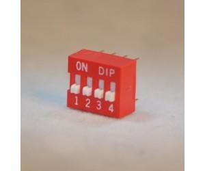 DIP-SCHALTER4POL